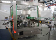 OPP Hot Melt Glue Labeling Machine For Round Bottle , Bottle Labelling Machine