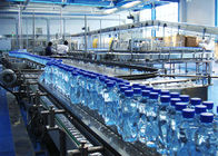 Industrial  Mineral or sparkling Water Filling Machines / PET bottle filling line system