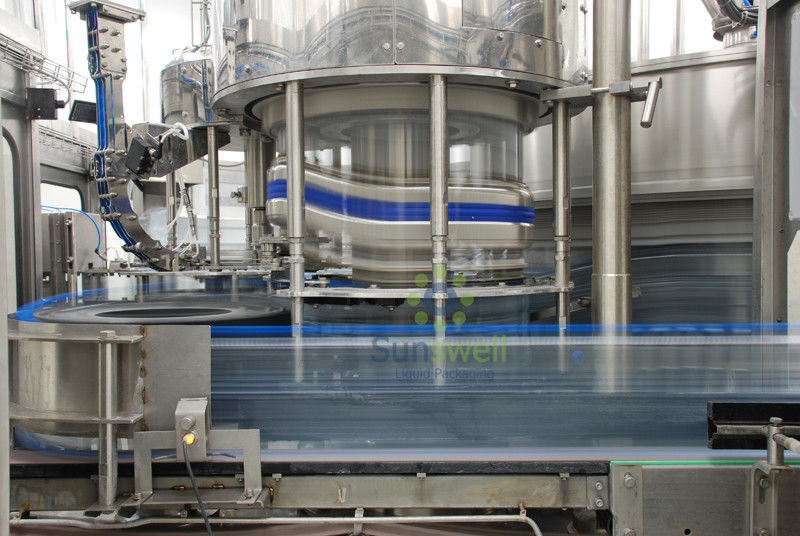 Bottle Water Filling Machine , Drink Water Filling Production Line