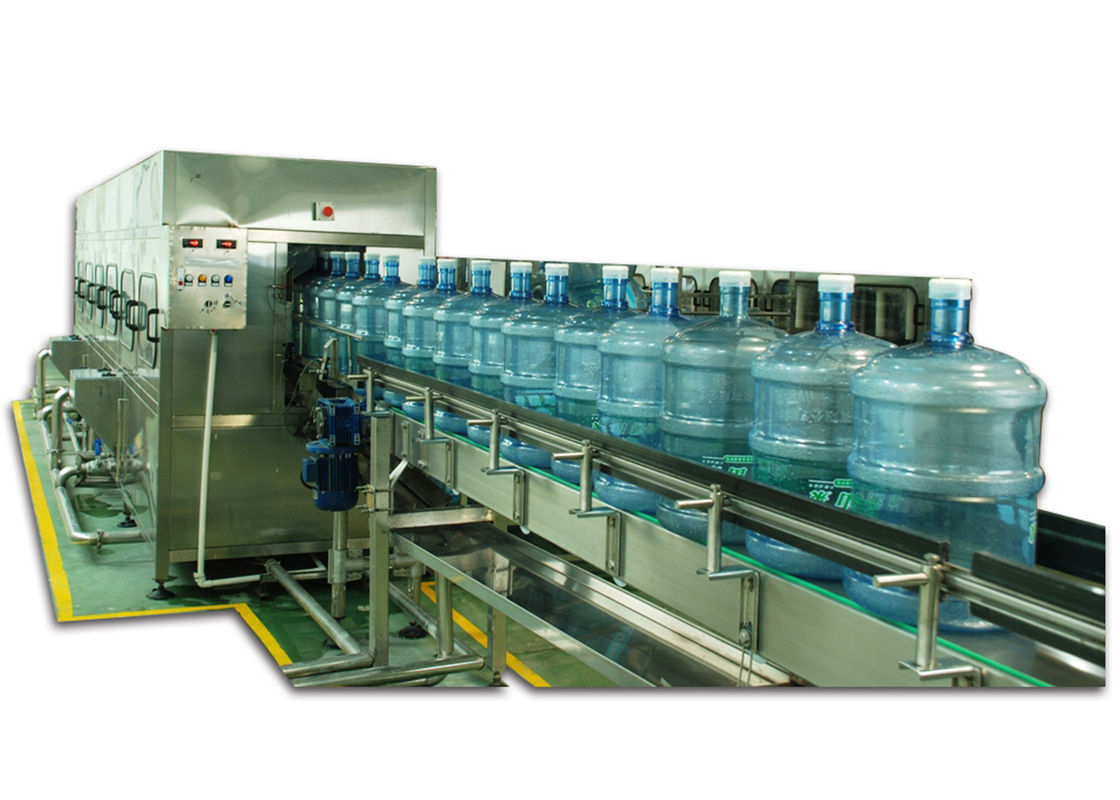 Automatic 5 Gallon Water Filling Machine For Bucket Bottled Pure Mineral Water